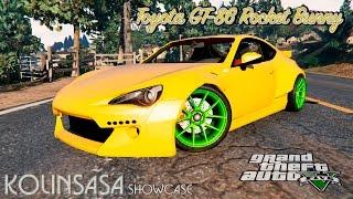 GTA 5 Toyota GT-86 Rocket Bunny