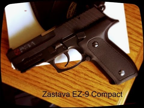Zastava EZ 9 Compact  (HD Review)