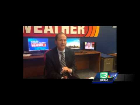 What 2 weather records is Sacramento setting today? Mark explains