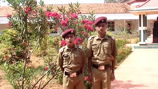 Sainik School Kazhakootam-A day of Kazaks