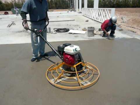 Alisadora de concreto planta de uvas youtube - Helicoptero para hormigon ...