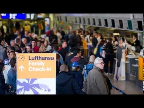 Lufthansa grounds 750 flights in latest pilots' strike
