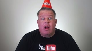 100,000 Subscriber Celebration Hangout Party/Roast for Derral Eves