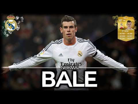 FIFA 15 UT - BALE    FIFA 15 Ultimate Team 87 Player Review + In Game Stats