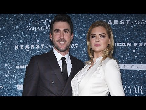 Kate Upton Shows Off Her Huge Engagement Ring From Justin Verlander at The Met Gala