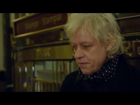 """Bob Geldof questions the notion of blood sacrifice and asks """"For What Cause?"""" 