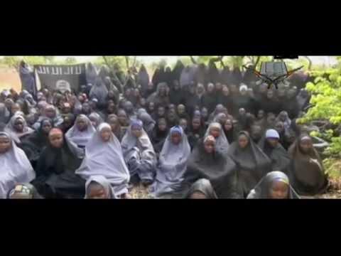 BBC News: Nigeria Boko Haram video: Schoolgirls 'recognised'