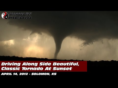 NOT FOR BROADCAST - LICENSING AVAILABLE*** STORM CHASER/METEOROLOGIST TONY LAUBACH http://www.facebook.com/TonyLaubach This is part 2 of 3 of the Salina-to-Manchester VIDEO DESCRIPTION...