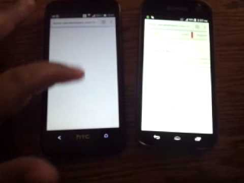 Boost Mobile VS Virginmobile USA Network Test