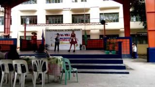 Balagtasan 2016. Alin nga ba, ang mas mahalaga wikang filipino o wikang English Kaunlaran e/s