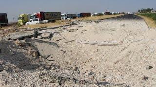 PKK'dan İpek Yolu'na bombalı saldırı