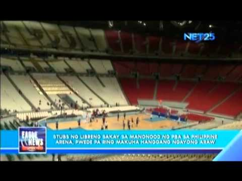 Philippine Arena Inside Basketball Philippine Arena Available