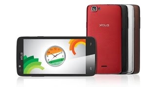 Xolo One  Hard Reset and Forgot Password Recovery, Factory Reset