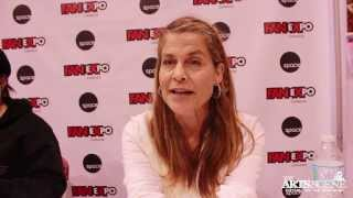 Linda Hamilton Interview at Fan Expo 2013