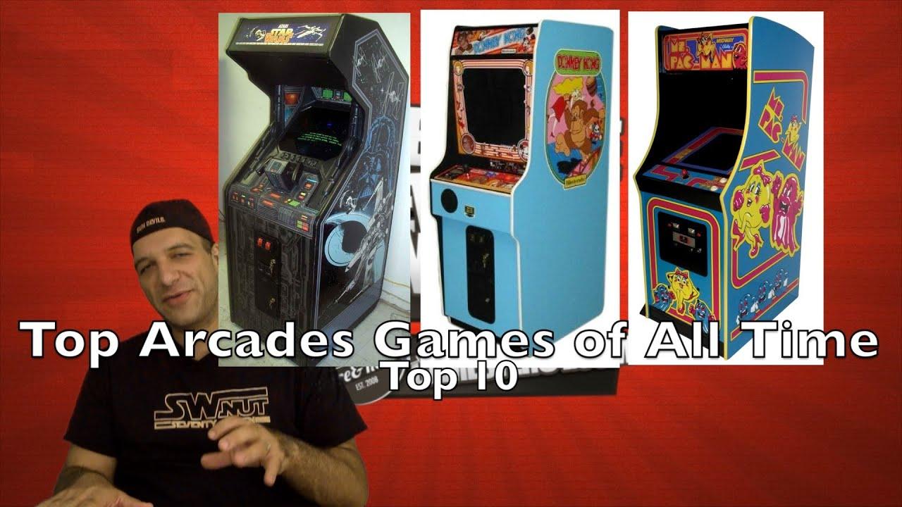 best arcade games list