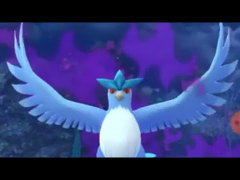 Giovanni battle and shadow articuno catch in pokemon go