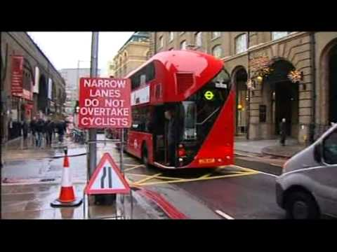 London's new Routemaster unveils