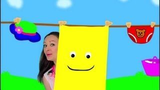 Cute Song for Children - Peek-A-Boo Song
