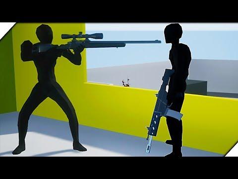 НИНДЗЯ - СЕКРЕТНЫЙ АГЕНТ - Игра Sword With Sauce. Симулятор ниндзя.