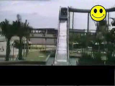 Funny water accidents