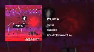 Watch Voivod Project X video