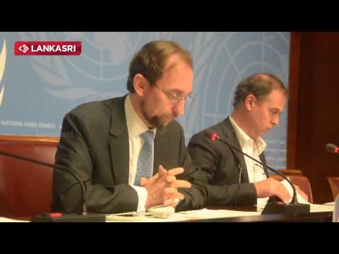 Zeid Raad Al Hussein Speech at UN Meet
