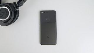 Pierwszy dzień z Google Pixel!