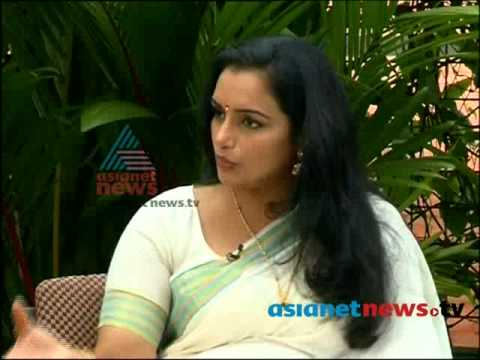 Shweta Menon (Swetha), beautiful and stunning, talks to Asianet News, Part 2, Onam Special