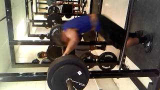 Second warm up lift 385