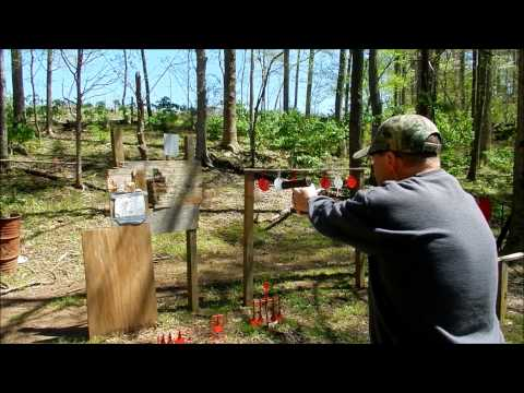 .22 Magnum vs. Level IIA Body Armor