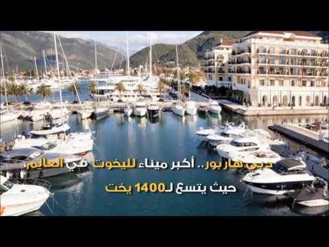 فيديو: 10 أسباب تجعل دبي المدينة الأكثر تطوراً وغرابة في العالم العربي!