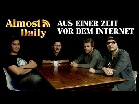 Almost Daily #55: Aus einer Zeit vor dem Internet