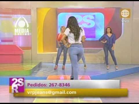 Viviana Rivasplata. nueva coleccion de Jeans