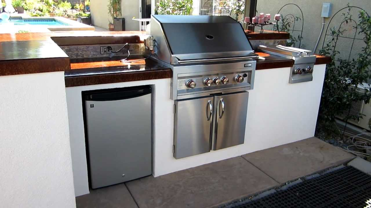 Eldorado hills outdoor kitchen w highlow bar and pub for Eldorado outdoor kitchen