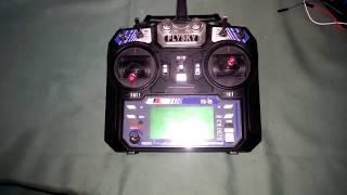 FlySky FS-i6 kumanda nasıl 10 kanal yapılır?