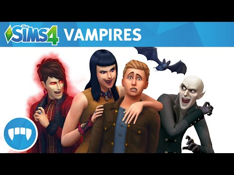 The Sims 4 Vampires: Official Trailer