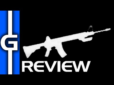 The Last of Us Weapon Reviews: El Diablo. M16. & Shotgun
