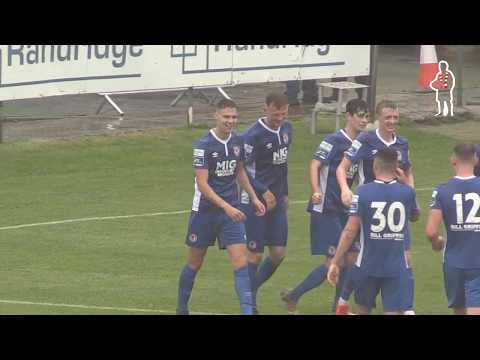 Goal: Gary Shaw (vs Cabinteely 15/09/2019)