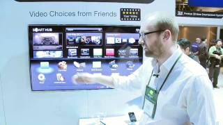Samsung Smart TV at CES 2011 - Which? first look review