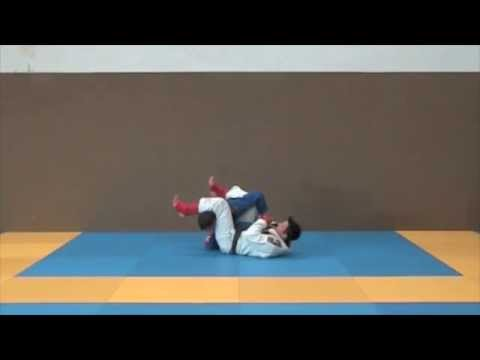 Lesson 5 - Armbar from closed guard - Jiu-Jitsu Fighting Lesson (JJIF) Basics Part 3 Image 1