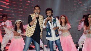 Anupam & Nachiketa perform together || MIrchi Music Awards Bangla