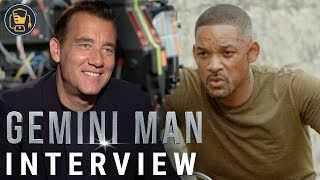 GEMINI MAN Interviews: Clive Owen, Ang Lee and More