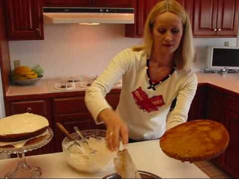 Betty's Family Favorite Carrot Cake with Cream Cheese Frosting Recipe