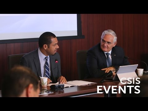 A Conversation with Jorge L. Quijano, CEO of the Panama Canal Authority
