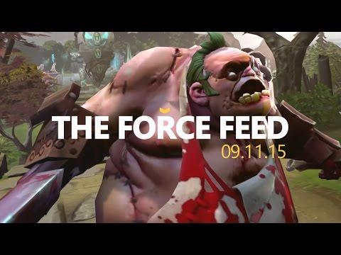 DOTA Reborn, Hearthstone Problems, XCOM Free [The Force Feed]