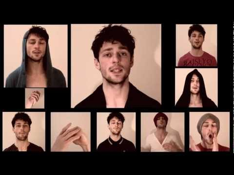 Somebody That I Used To Know - Acapella version