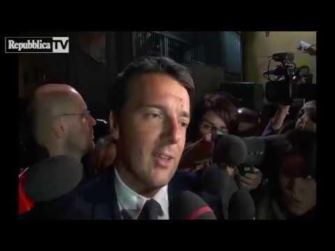 Renzi e Berlusconi: UN'ORA APPARTATI. Ma il