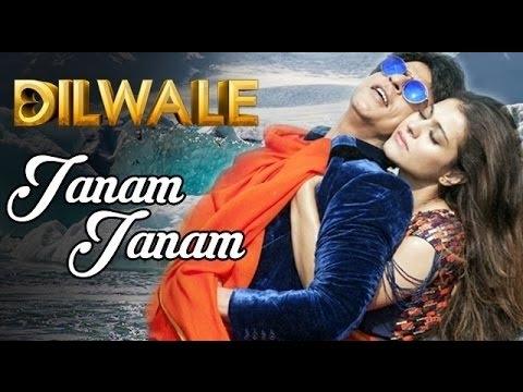 Janam Janam Full Song with Lyrics [Instrumental Piano Cover] Dilwale