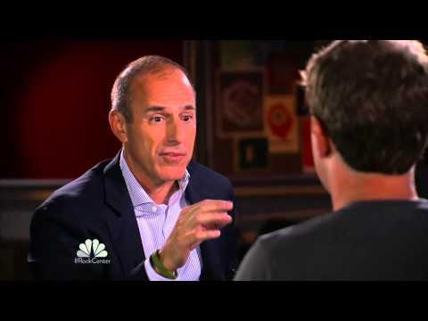 Mark Zuckerberg - Interview (Rock Center With Brian William) - HD
