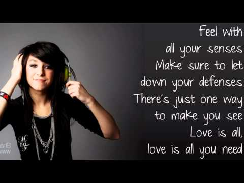Christina Grimmie - Advice (With Lyrics)